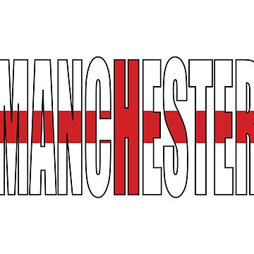 Manchester England by Obercostyle