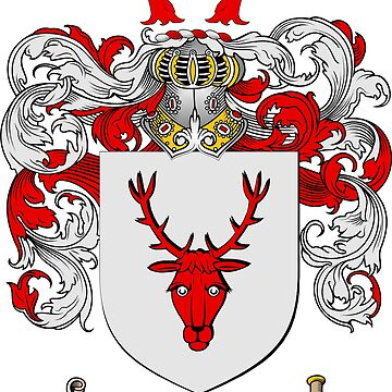 Ziegler Coat of Arms / Ziegler Family Crest by coatofarms