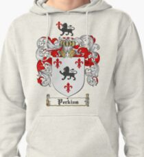 Perkins Family Crest / Perkins Coat of Arms T-Shirt Pullover Hoodie