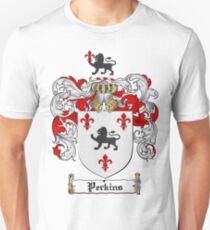 Perkins Family Crest / Perkins Coat of Arms T-Shirt T-Shirt