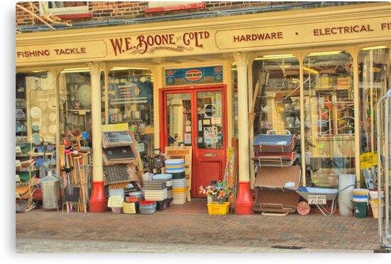 W.E. Boone & Co. Ltd. by Catherine Hamilton-Veal  ©