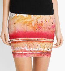 Burning Mirage Mini Skirt