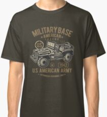 Army Jeep Classic T-Shirt