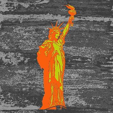 Statue of Liberty by procrest