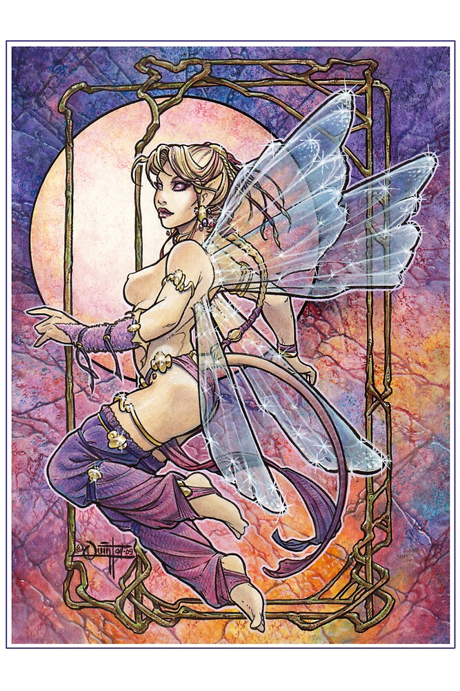 Tailed Pixie by Quinton Hoover