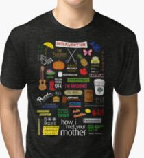How I Met Your Mother Tri-blend T-Shirt