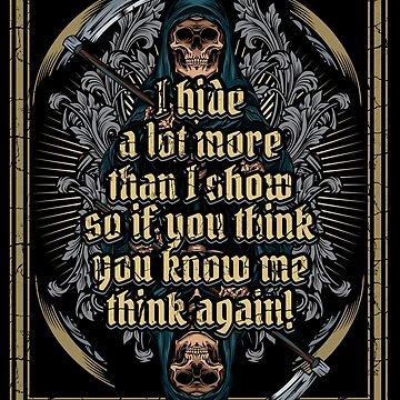 Grim Reaper Wisdom by Lumio