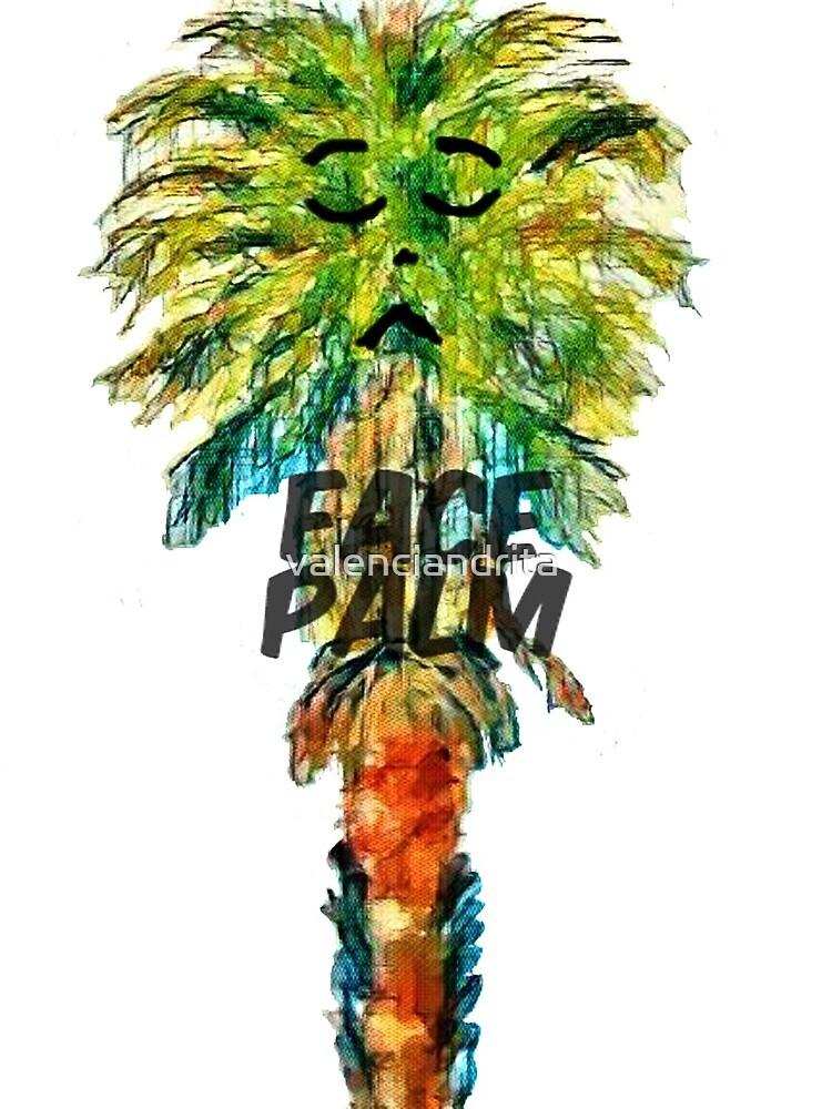 Cute Palm Tree  by valenciandrita