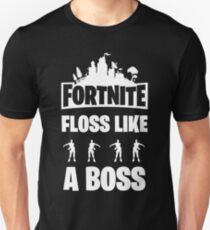 FORTNITE Floss like a boss Unisex T-Shirt
