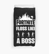 FORTNITE Floss like a boss Duvet Cover