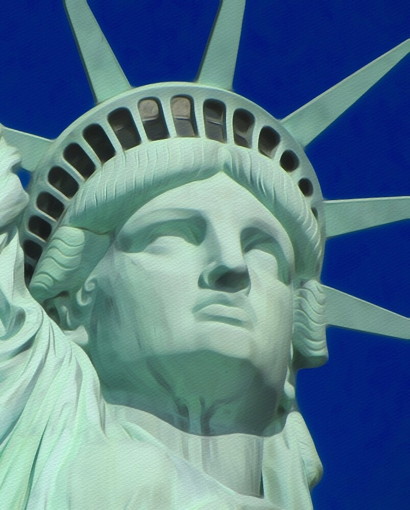Statue of Liberty, New York by SerpentFilms