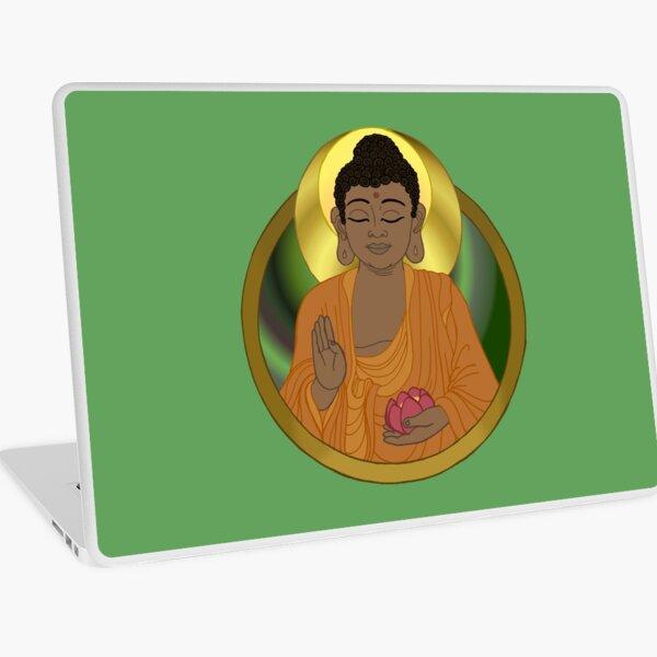Peaceful Buddha Laptop Skin