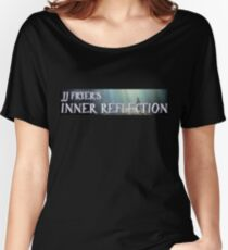 Inner Reflection Banner Women's Relaxed Fit T-Shirt