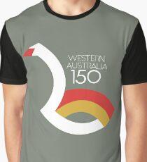 150th Celebrations Perth Western Australia Graphic T-Shirt