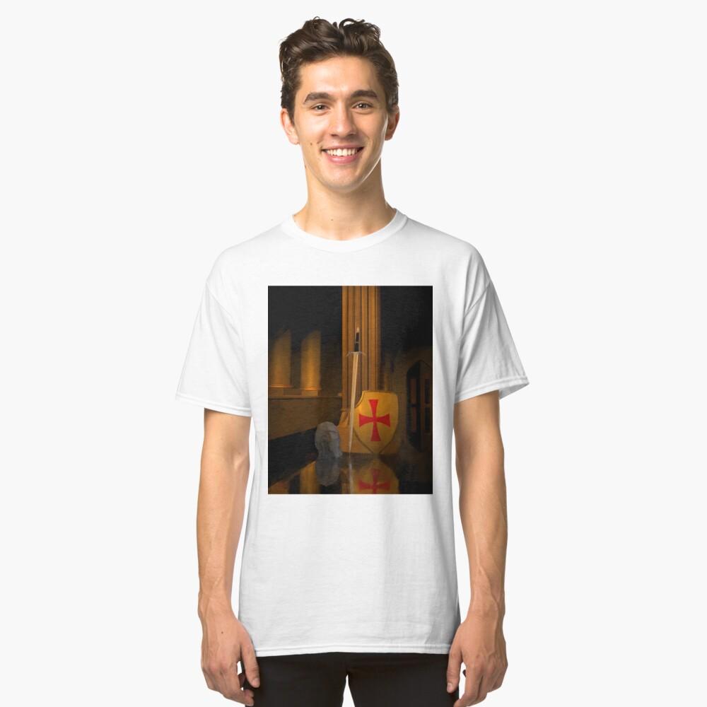 Templar of Rosslyn Classic T-Shirt Front