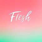 Fresh Watermelon Vibes #typography #Summervibes  by Dominiquevari