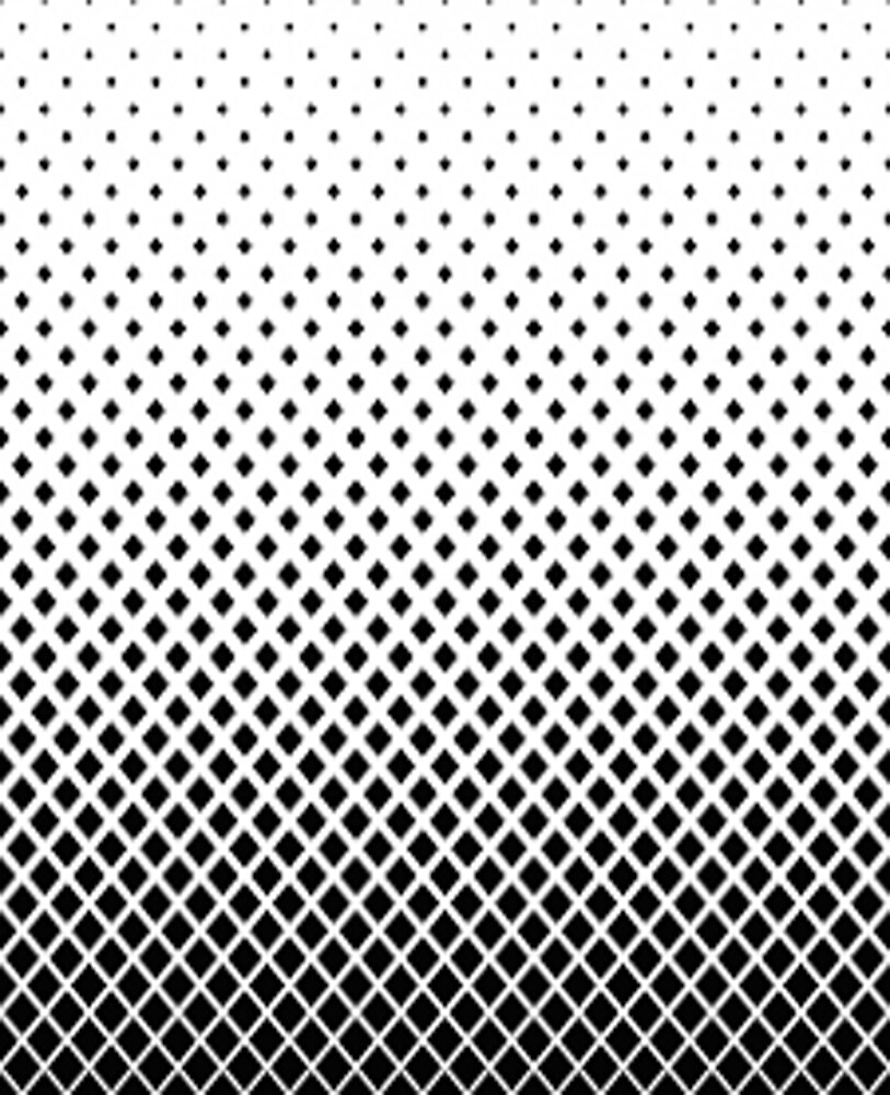 Black and White abstract design by Majorfits