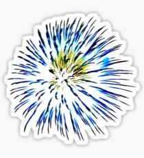 Firework3 Sticker