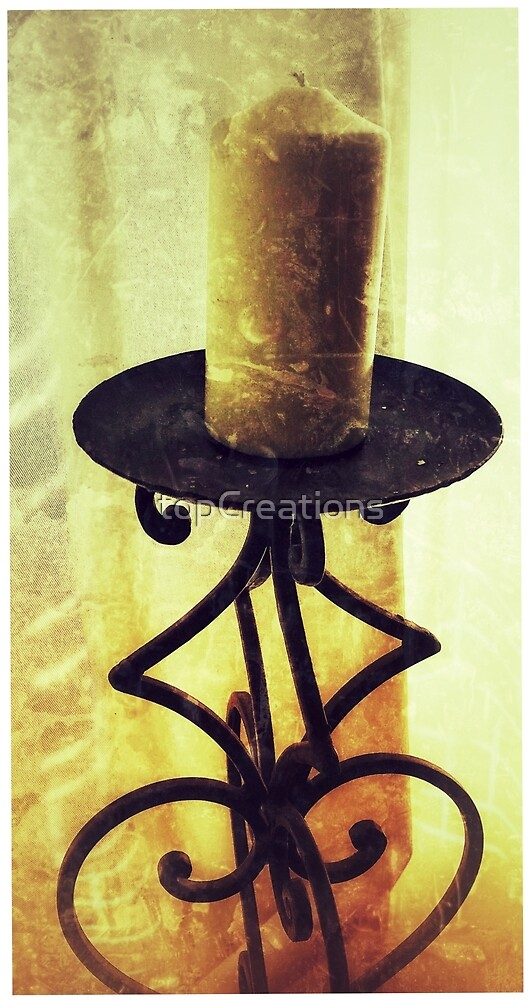 Candelabra Glamour  by topCreations