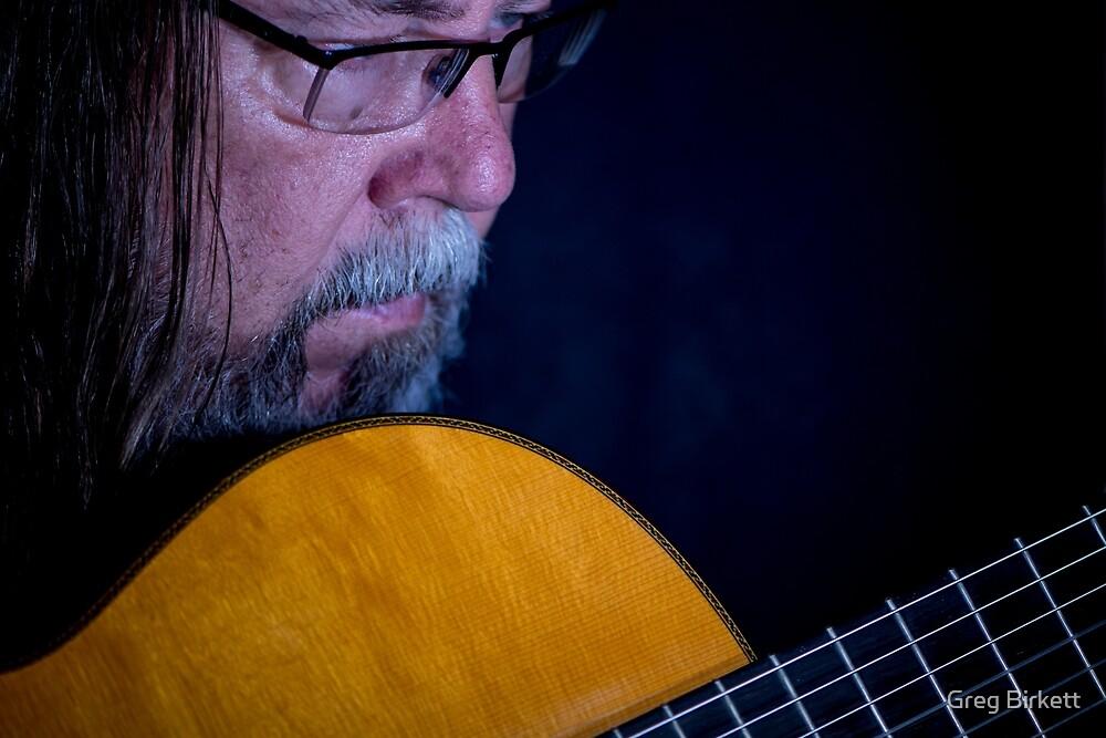 A Well Earned Face. by Greg Birkett