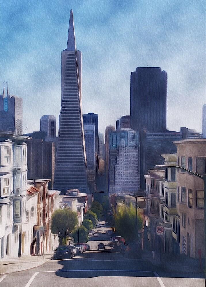 San Francisco by SerpentFilms