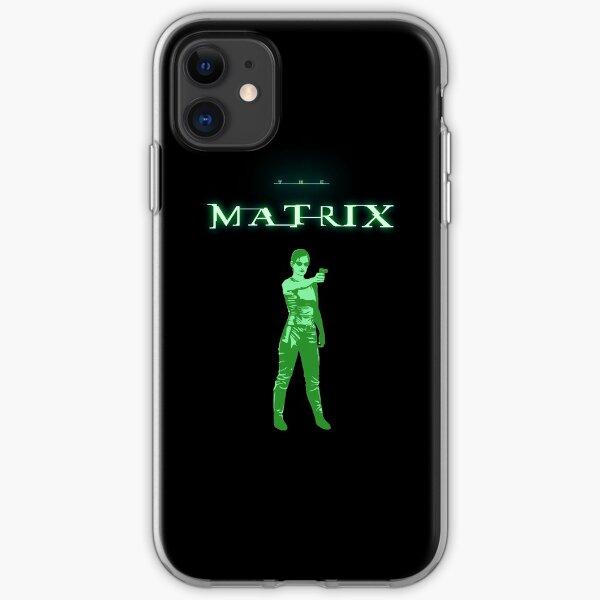 Trinity Matrix iPhone Soft Case