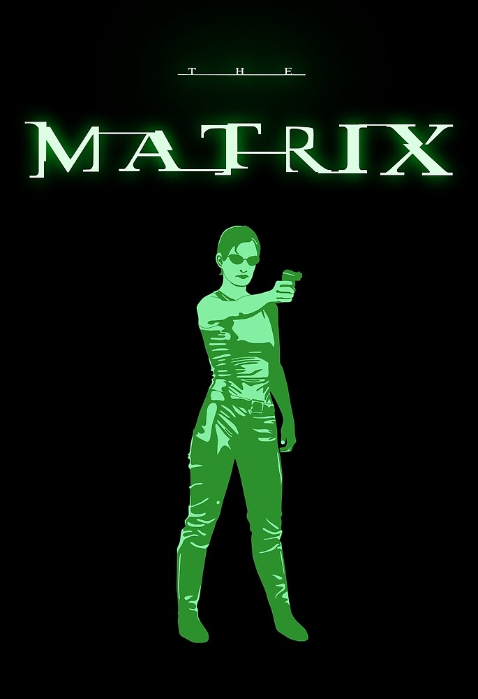 Trinity Matrix by crook-factory