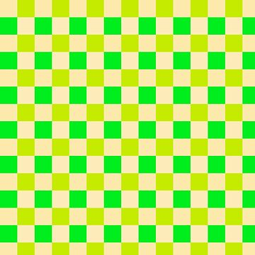 Green Plaid Design by Vitta