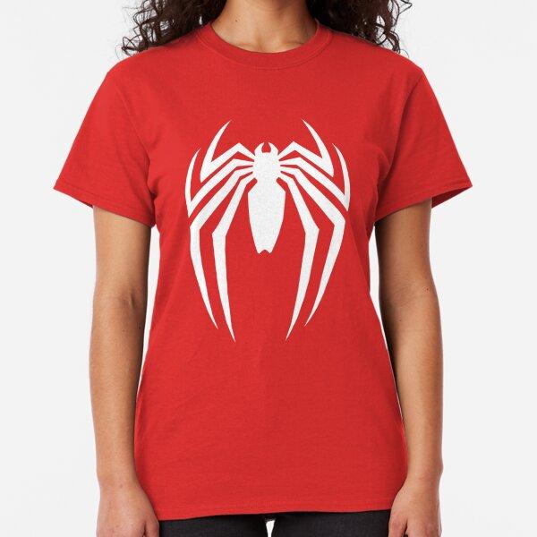 Sharp Spider Logo Classic T-Shirt