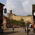 Lincoln's Castle  by tonymm6491