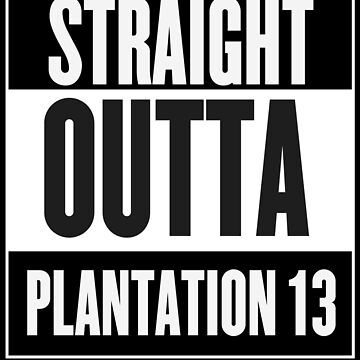 Straight Outta Plantation 13 by Rebellion-10