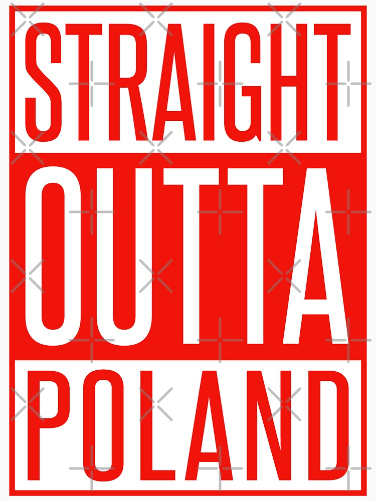 STRAIGHT OUTTA POLAND by limitlezz