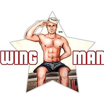 Wingman by DGNArt