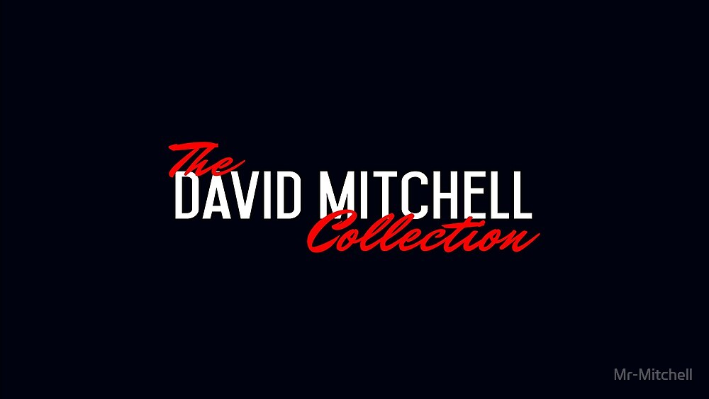 The David Mitchell Collection Official Logo by Mr-Mitchell