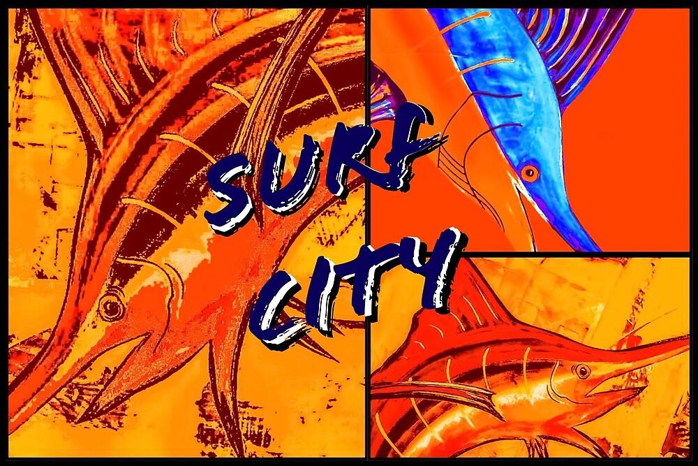 Surf City NC by Nautic Dreams