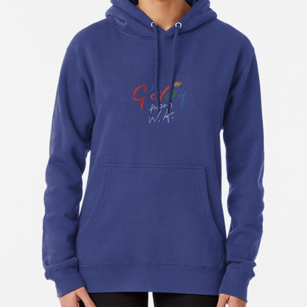 G'day from W.A.  Pullover Hoodie