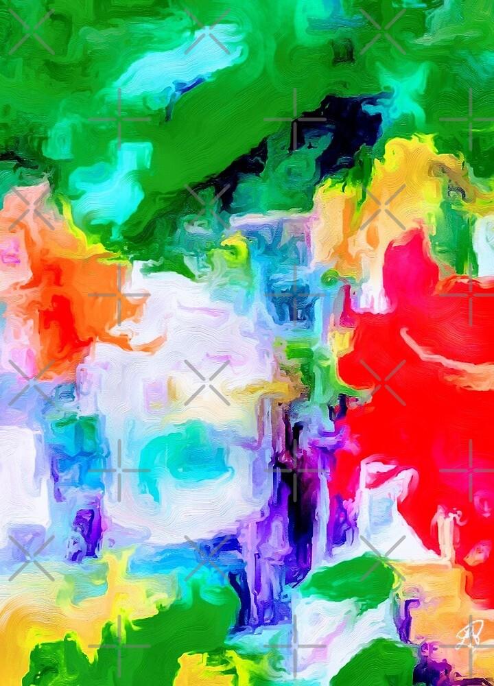 Energy Morning by Lady Barbara Pinson Artist