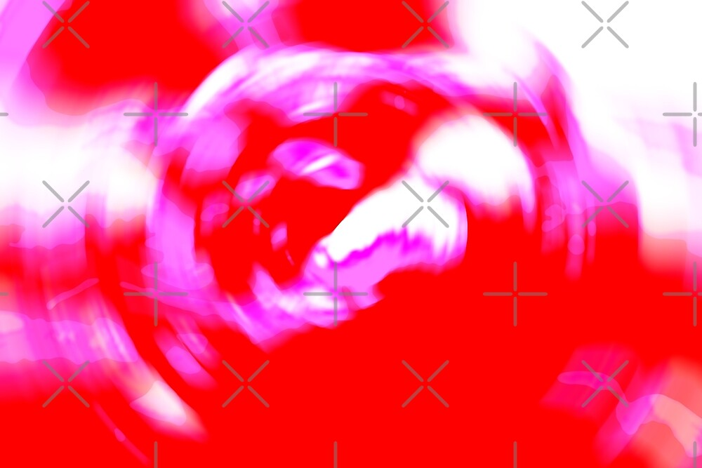 Swirly Reds by joyloveyarn