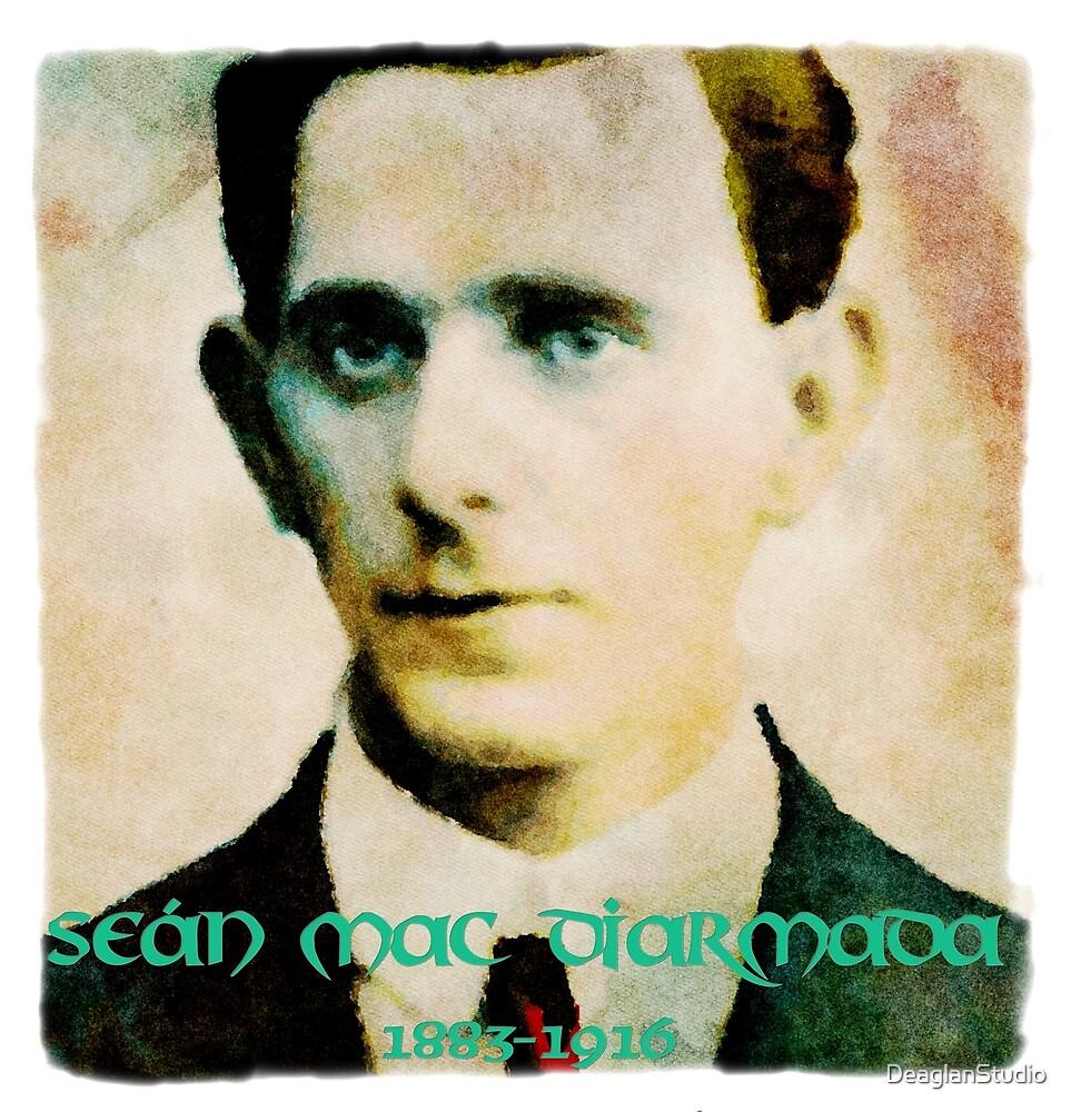 Sean MacDiarmada by DeaglanStudio