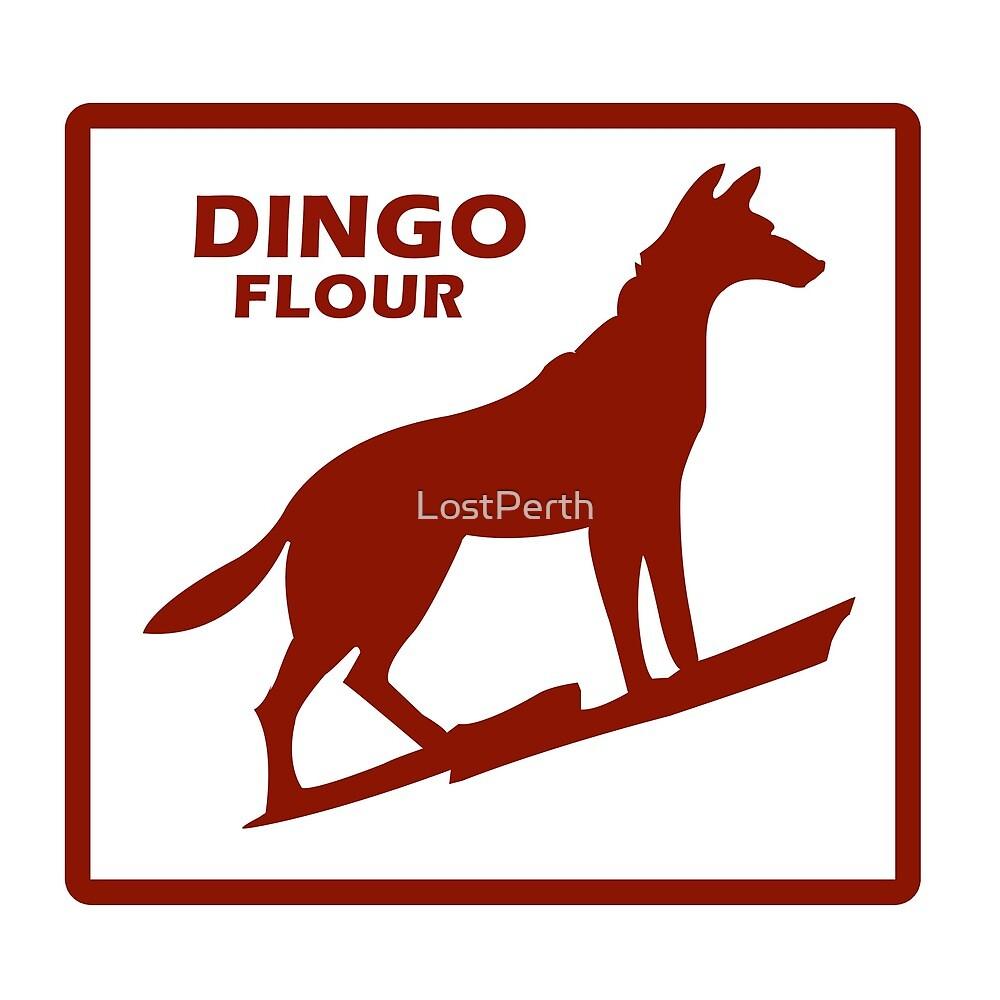 Dingo Flour by LostPerth
