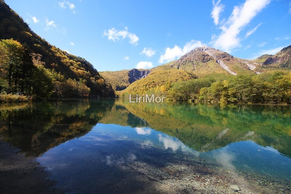 Blue Reflection   Japan  by LiriMor