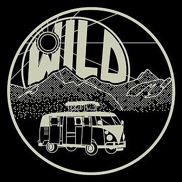 Wild Campervan by fundog