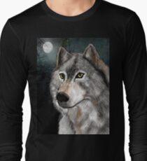 Timber Woff Long Sleeve T-Shirt