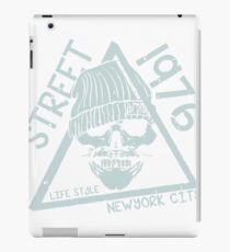 Street New York City iPad Case/Skin