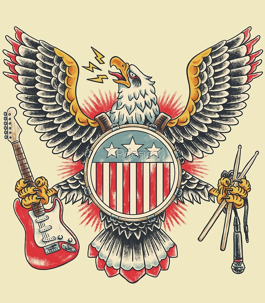 American Rockstar by CPdesign