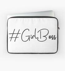 Hashtag Girl Boss Laptop Sleeve