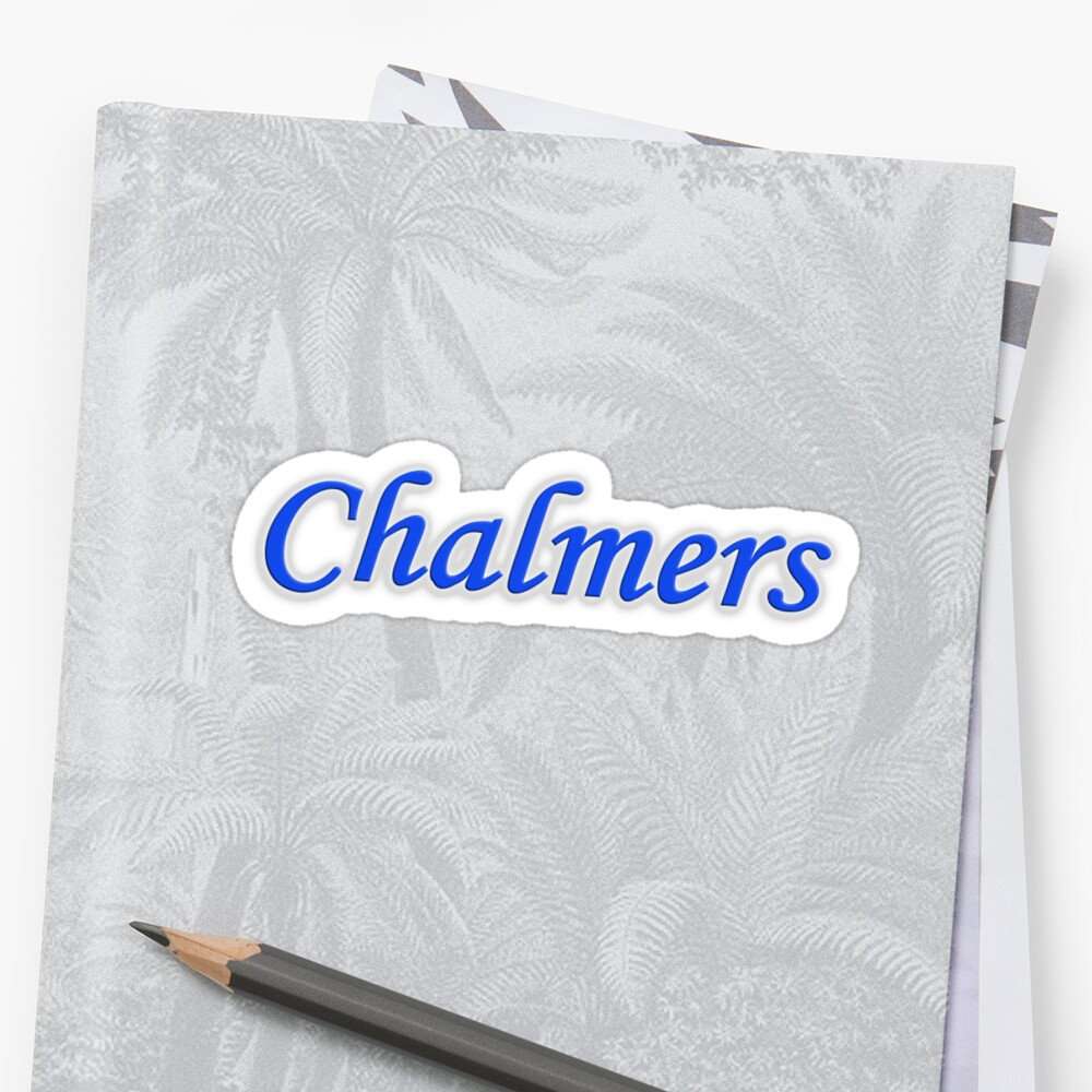 Chalmers by mezenga