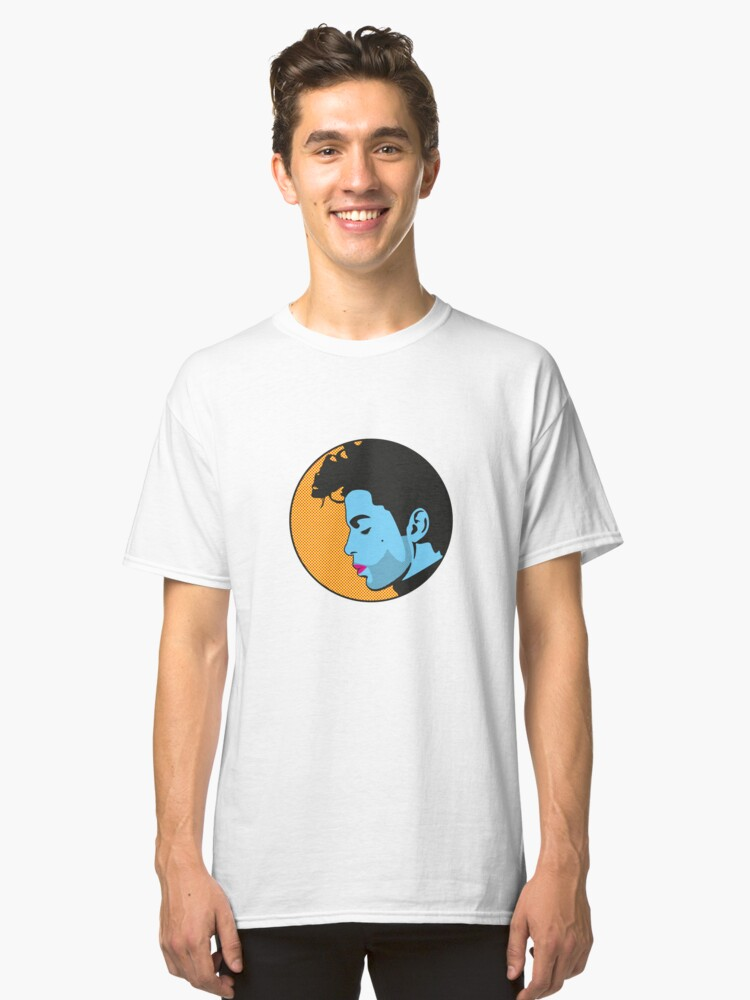 Daddy Pop 2 Classic T-Shirt Front