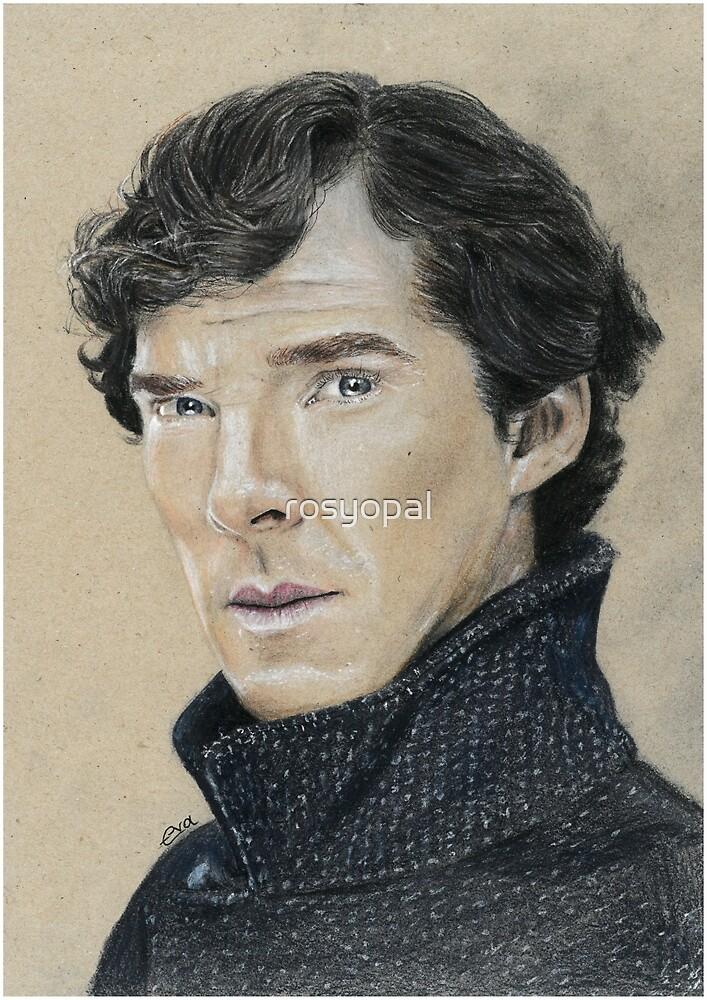 Sherlock by rosyopal