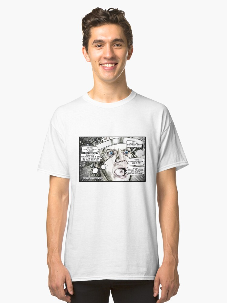 A Clockwork Orange Classic T-Shirt Front